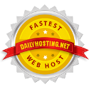 daily hosting fastest web host